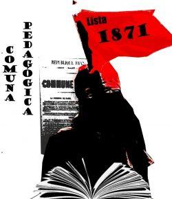 Agrupación Comuna Pedagógica: Por un sindicato desde las bases