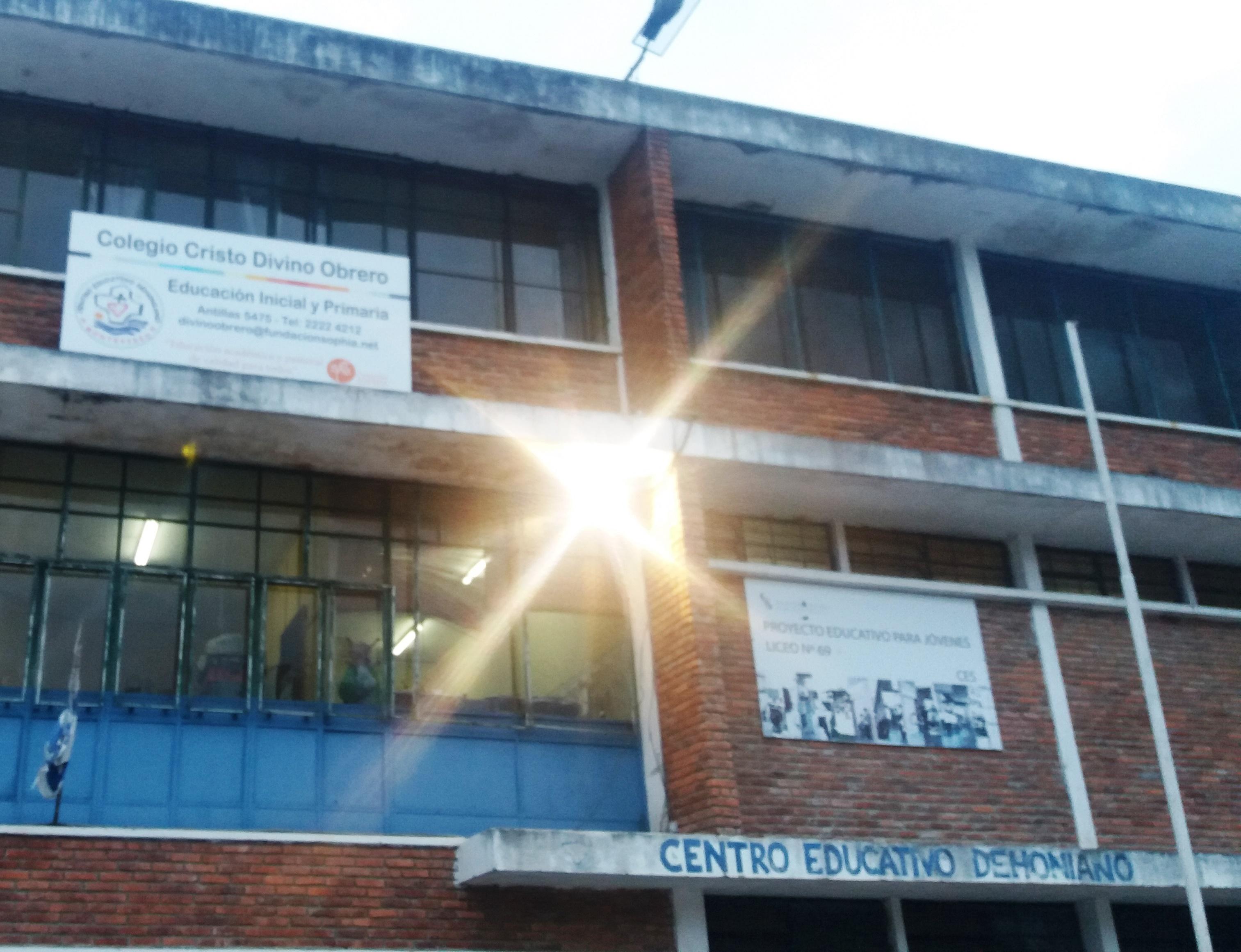 Trabajadores del Liceo N° 69 denuncian precariedad edilicia y segregación educativa