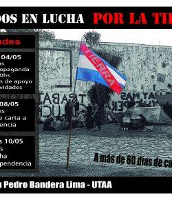 Próximas actividades del Grupo Seu Pedro Bandera Lima – UTAA