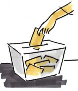 Plazos para presentación de lista y para pedido de urna de los núcleos liceales