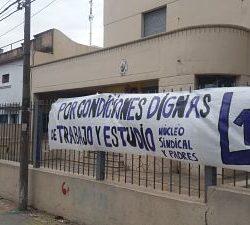 Núcleo Sindical del Liceo 18 considera inefectiva la respuesta del CES y resuelve mantener ocupación