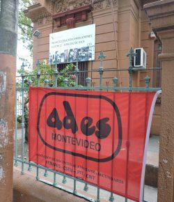 Núcleo Sindical del Liceo 22 denuncia falta de respuesta del CES y ocupará el local liceal