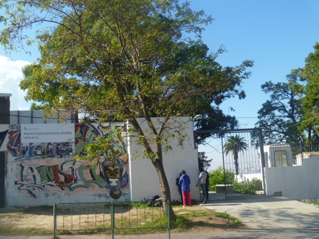 Núcleo sindical del Liceo N° 72 denuncia la política de recorte que está instrumentando el CES