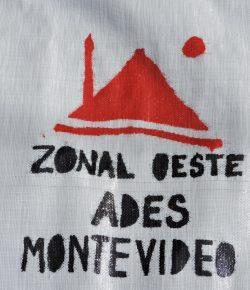 Comunicado del Zonal Oeste de ADES Montevideo sobre ocupación del Liceo 22