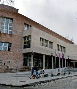 Núcleo Sindical del Liceo 5 denuncia falta de portero, equipo multidisciplinario y gimnasio