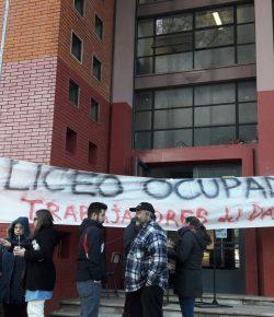 Núcleo Sindical del Liceo 3 resuelve ocupar el centro ante falta de respuesta del CES a sus reclamos