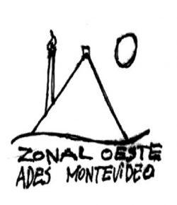 Reunión del Zonal Oeste de ADES Montevideo: Viernes 11, Hora 19, Liceo 61