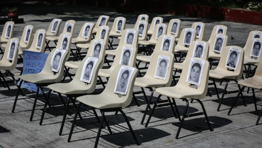 26 de septiembre: actividad en el marco de los 3 años de la desaparición de 43 estudiantes normalistas en Ayotzinapa