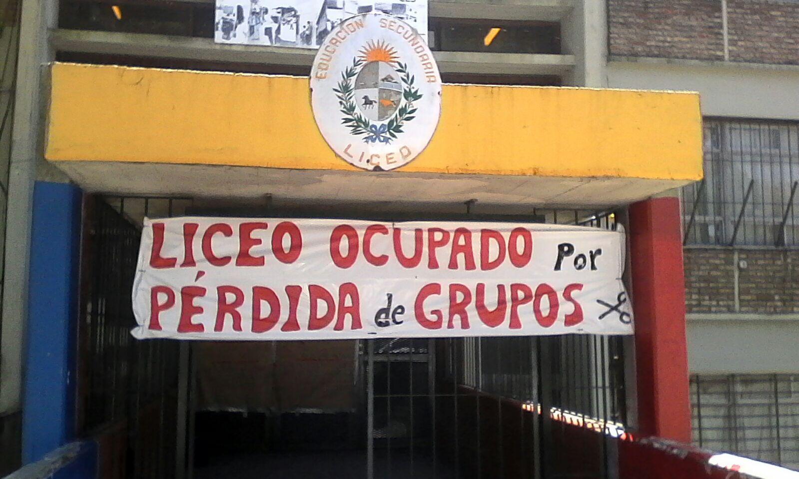Núcleo sindical del Liceo N° 19 se declara en conflicto y continuará evaluando medidas de lucha