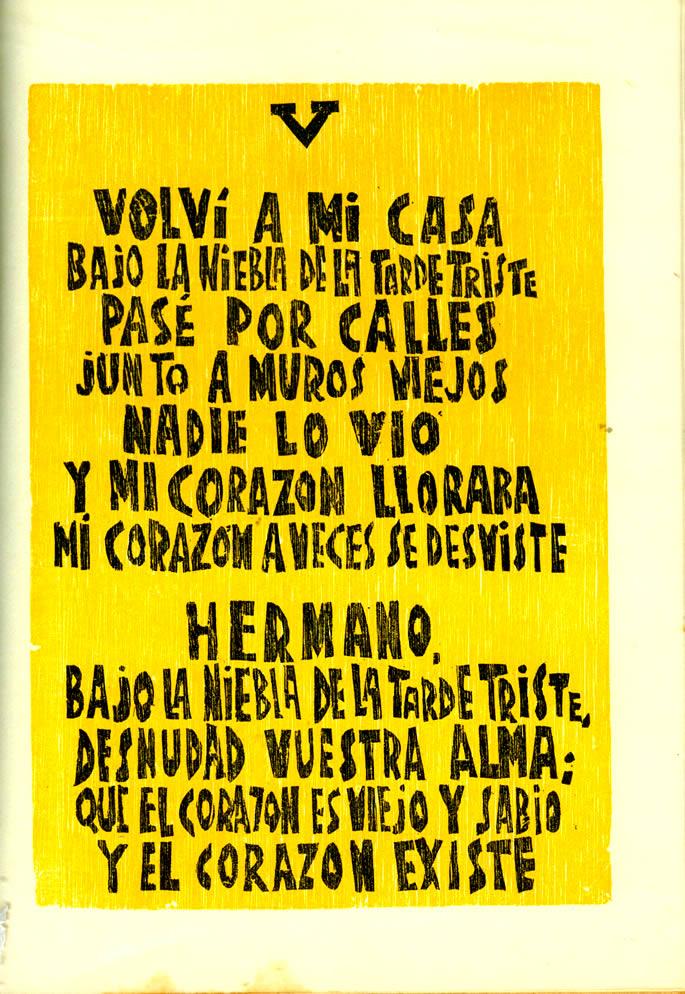 """De los estudiantes y trabajadores del Liceo N° 26 """"Líber Falco""""."""