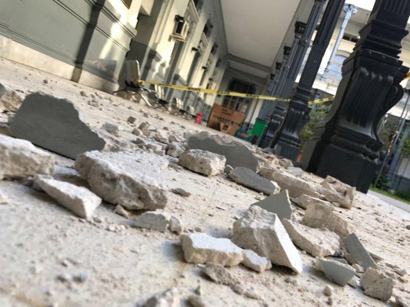 Núcleo sindical del Liceo N° 35 (IAVA) denuncia actitud irresponsable y persecutoria ante riesgos físicos para estudiantes y trabajadores
