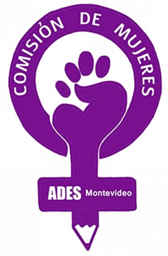 Presentación de la Comisión de Mujeres de ADES Montevideo y convocatoria a próxima reunión