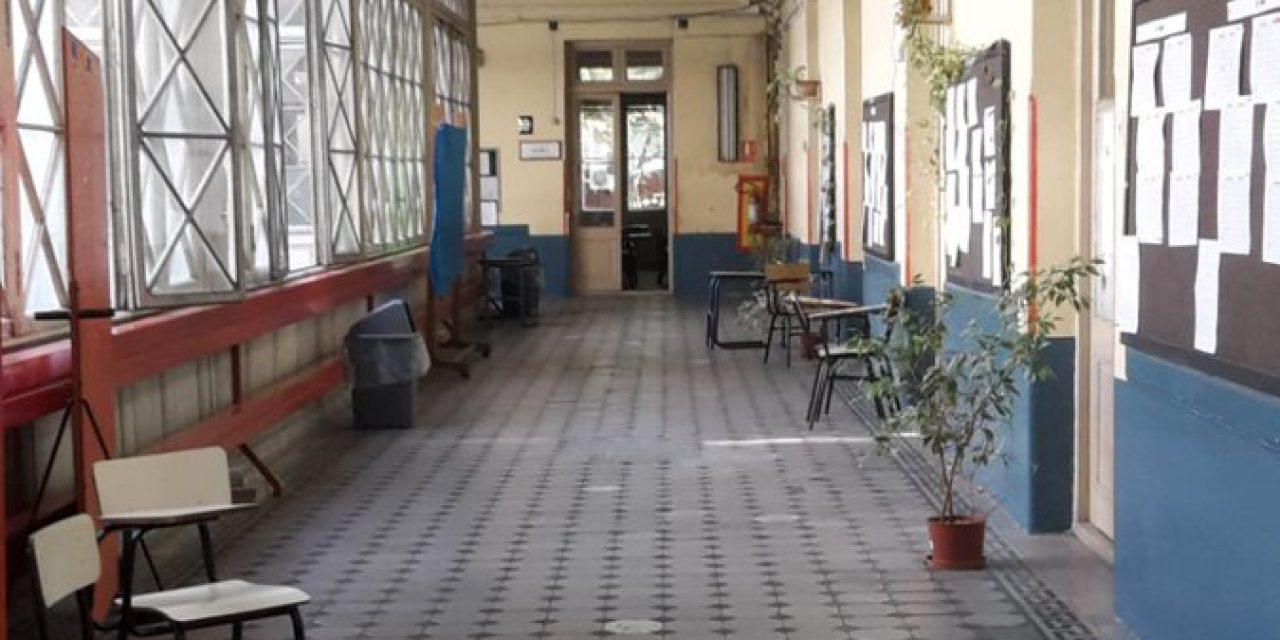 Núcleo sindical del Liceo N° 34 exige una instancia de diálogo para discutir sobre la futura mudanza del local liceal